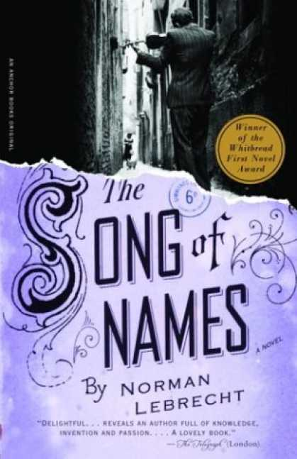 Greatest Book Covers - The Song of Names