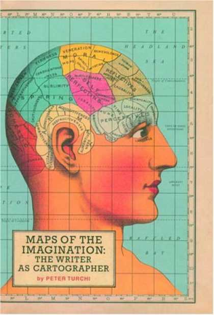 Greatest Book Covers - Maps of the Imagination