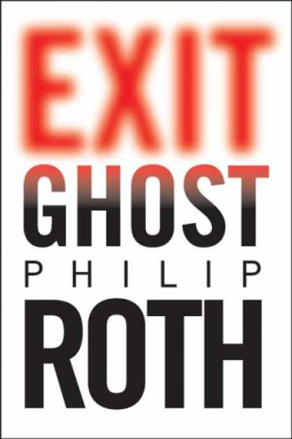 Greatest Book Covers - Exit Ghost