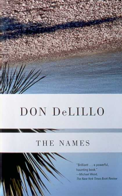Greatest Book Covers - The Names