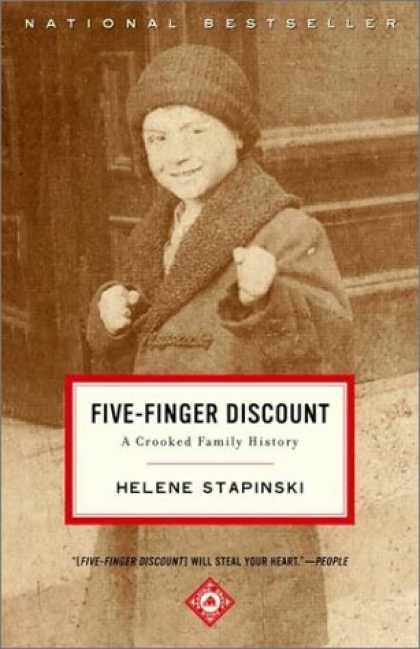 Greatest Book Covers - Five-Finger Discount