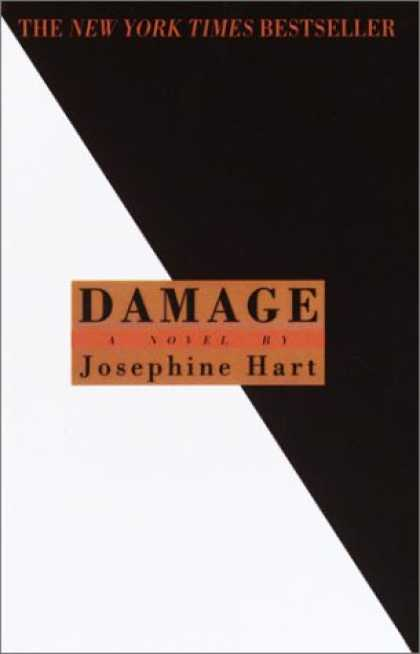 Greatest Book Covers - Damage