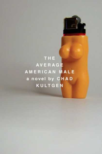 Greatest Book Covers - The Average American Male: A Novel