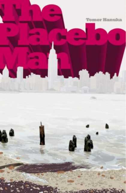 Greatest Book Covers - The Placebo Man