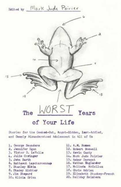 Greatest Book Covers - The Worst Years of Your Life