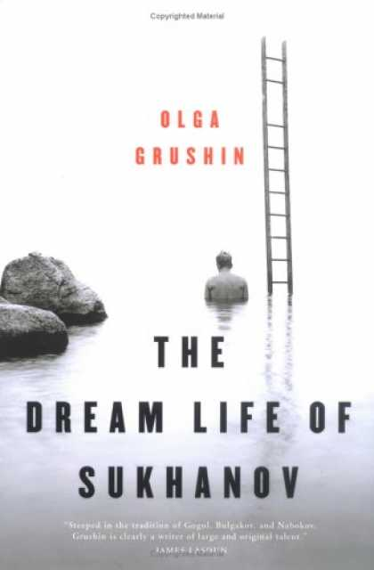 Greatest Book Covers - The Dream Life of Sukhanov