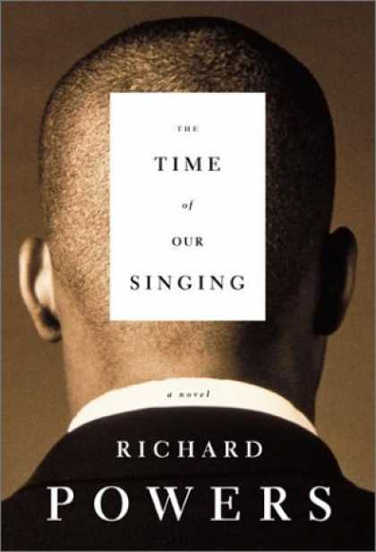 Greatest Book Covers - The Time of Our Singing