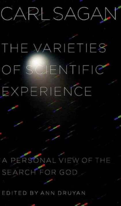 Greatest Book Covers - The Varieties of Scientific Experience