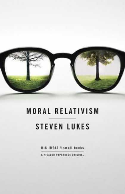Greatest Book Covers - Moral Relativism