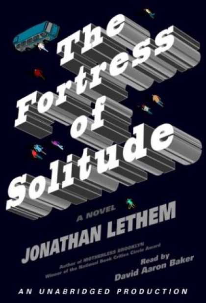 Greatest Book Covers - Fortress of Solitude