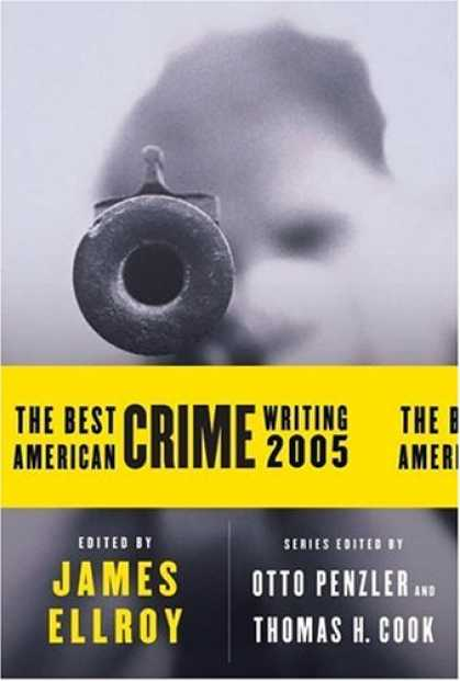 Greatest Book Covers - The Best American Crime Writing 2005