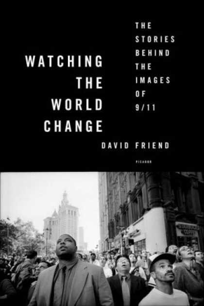 Greatest Book Covers - Watching the World Change