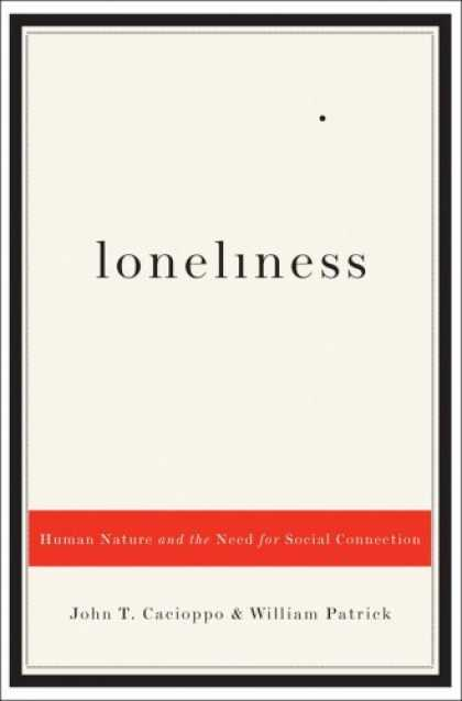 Greatest Book Covers - Loneliness