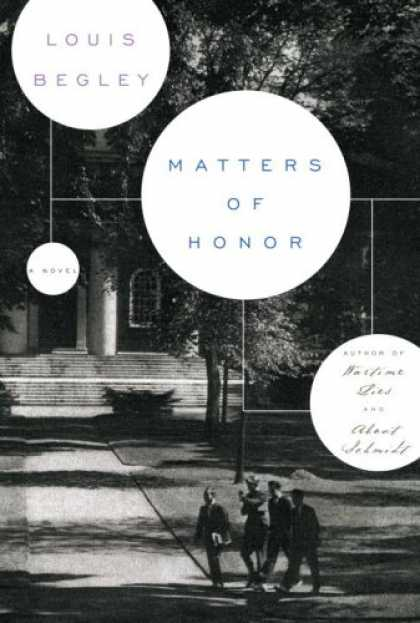 Greatest Book Covers - Matters of Honor