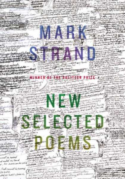 Greatest Book Covers - New Selected Poems