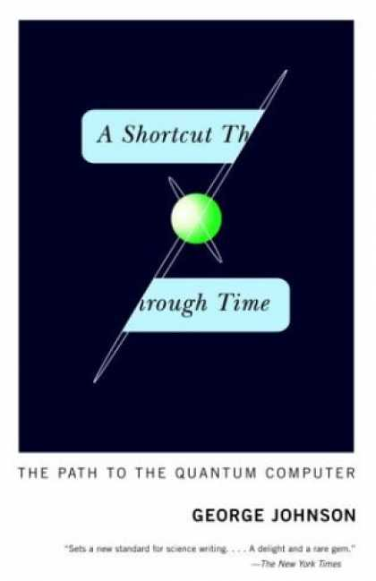 Greatest Book Covers - A Shortcut Through Time