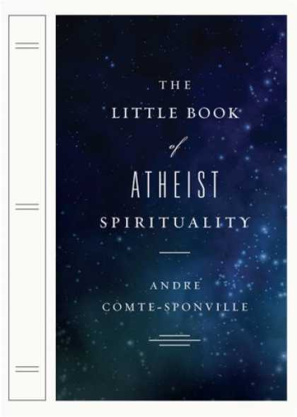 Greatest Book Covers - The Little Book of Atheist Spirituality