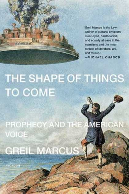 Greatest Book Covers - The Shape of Things to Come