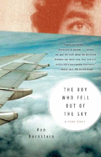 Greatest Book Covers - The Boy Who Fell Out of the Sky