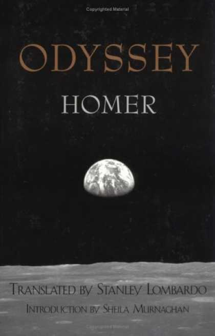 Greatest Book Covers - Odyssey