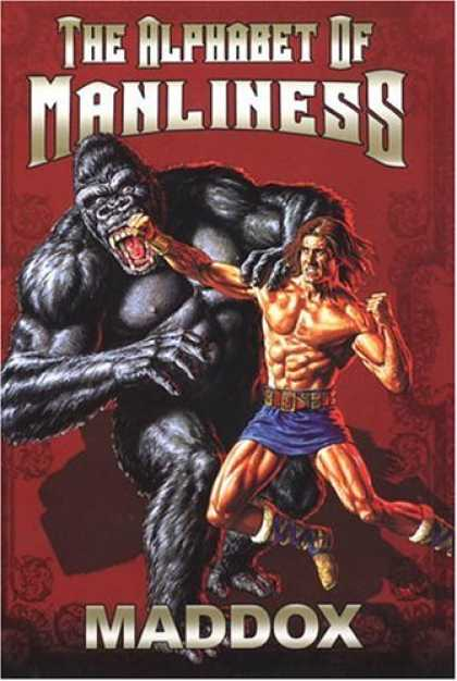 Greatest Book Covers - The Alphabet Of Manliness