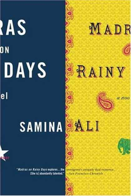 Greatest Book Covers - Madras on Rainy Days