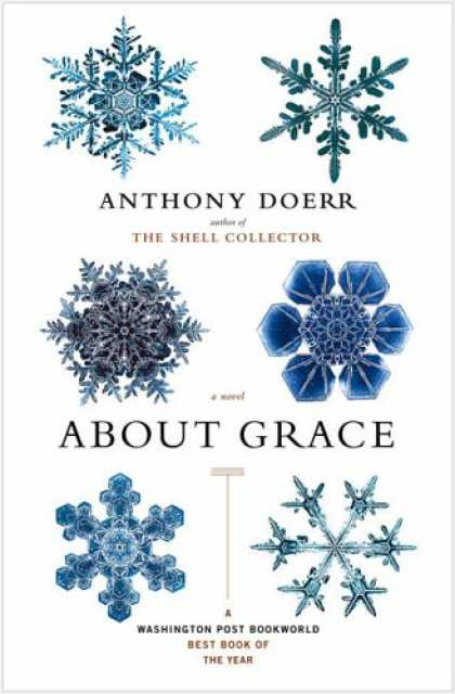 Greatest Book Covers - About Grace