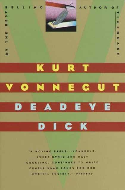 Greatest Book Covers - Deadeye Dick