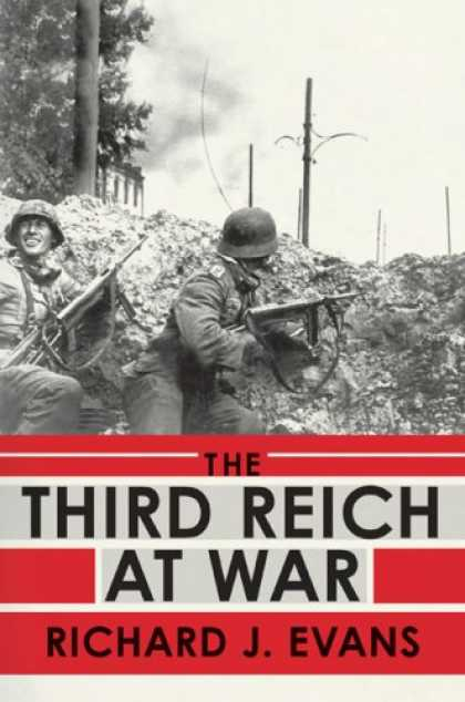 Greatest Book Covers - The Third Reich at War
