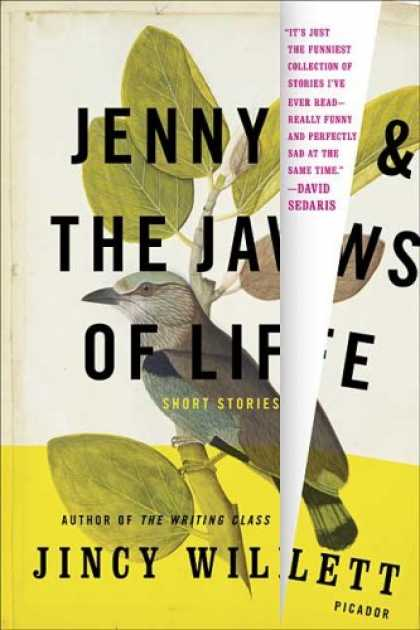Greatest Book Covers - Jenny and the Jaws of Life