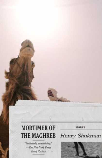 Greatest Book Covers - Mortimer of the Maghreb