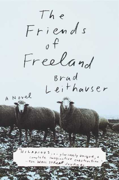Greatest Book Covers - The Friends of Freeland