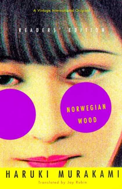Greatest Book Covers - Norwegian Wood