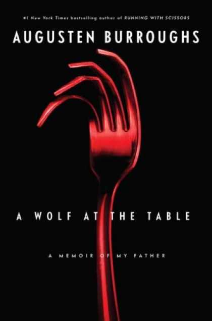 Greatest Book Covers - A Wolf at the Table