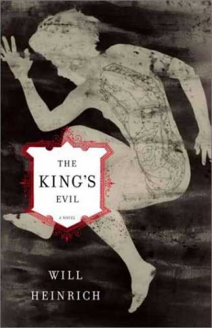 Greatest Book Covers - The King's Evil