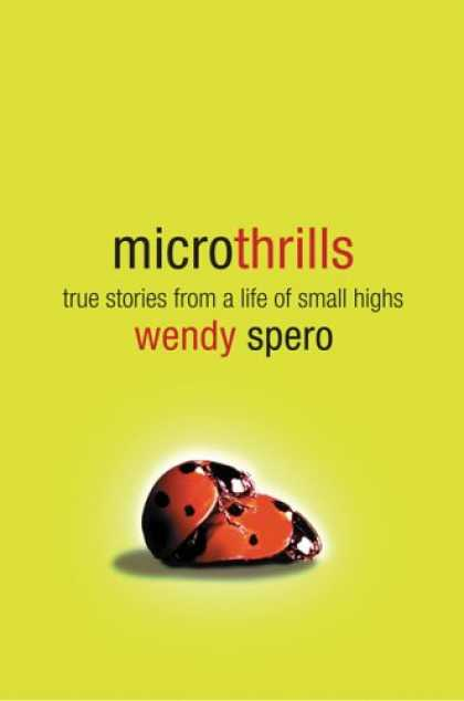 Greatest Book Covers - Microthrills