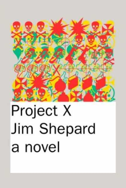 Greatest Book Covers - Project X