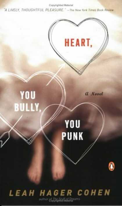 Greatest Book Covers - Heart, You Bully, You Punk