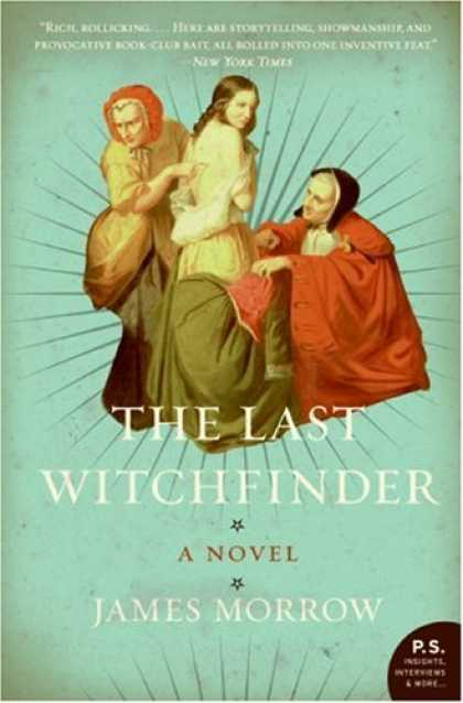 Greatest Book Covers - The Last Witchfinder