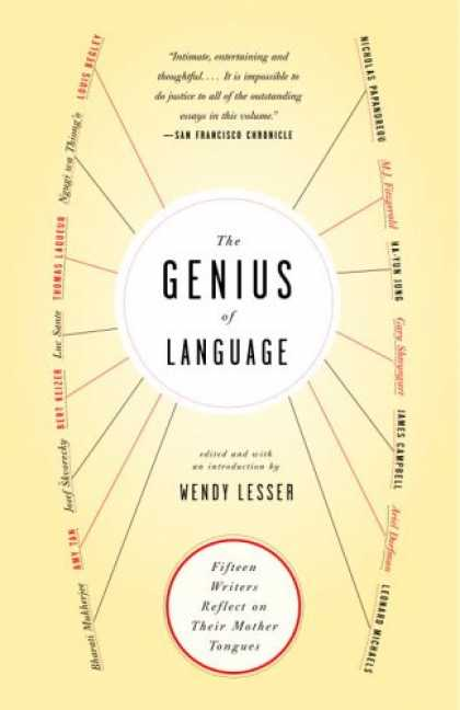 Greatest Book Covers - The Genius of Language