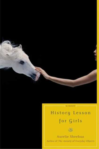 Greatest Book Covers - History Lesson for Girls
