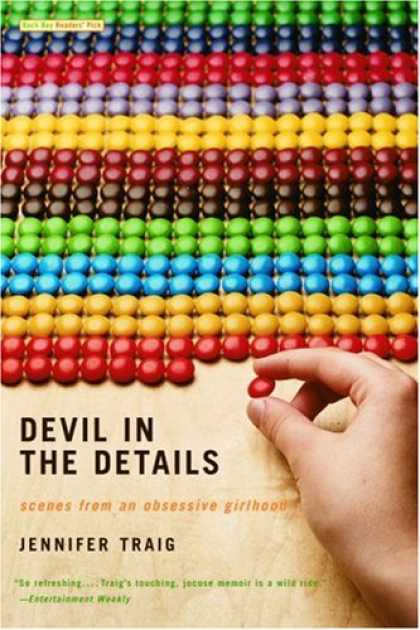 Greatest Book Covers - Devil in the Details