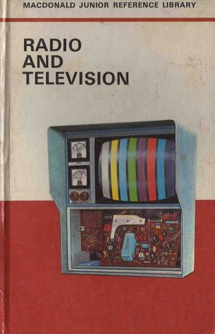 Greatest Book Covers - Radio and Television