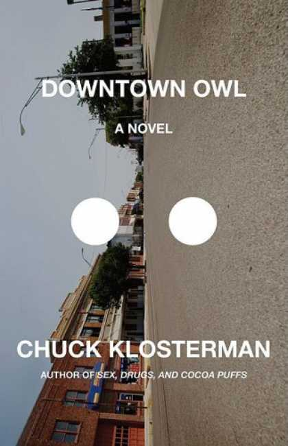 Greatest Book Covers - Downtown Owl