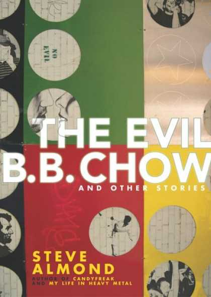 Greatest Book Covers - The Evil B.B. Chow and Other Stories