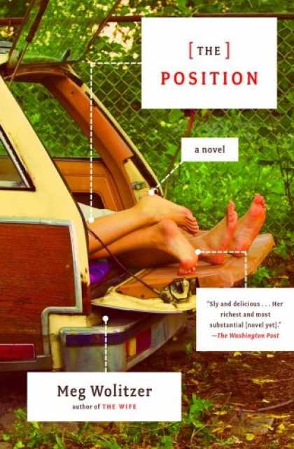 Greatest Book Covers - The Position