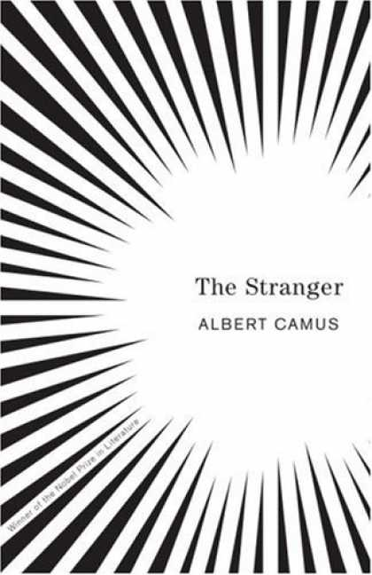 Greatest Book Covers - The Stranger