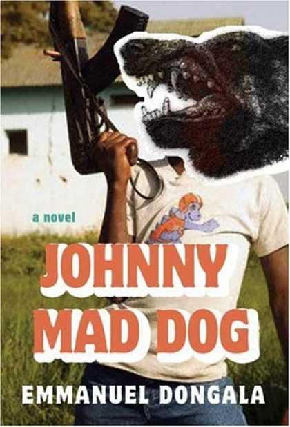 Greatest Book Covers - Johnny Mad Dog