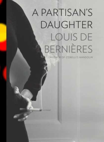 Greatest Book Covers - A Partisan's Daughter