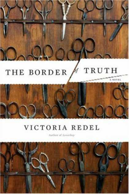 Greatest Book Covers - The Border of Truth: A Novel